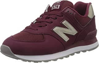 chaussure femme new balance rouge
