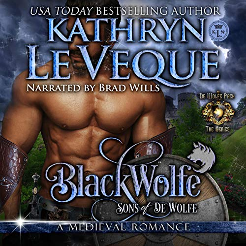Couverture de BlackWolfe: Sons of de Wolfe