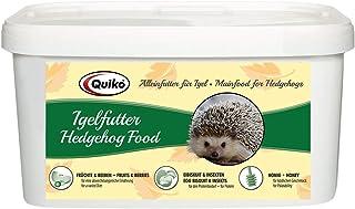 Quiko Karma dla jeży 3 kg – wysokiej jakości karma z owadami, biskwitem jajka, owocami i jagodami – specjalnie dostosowany...