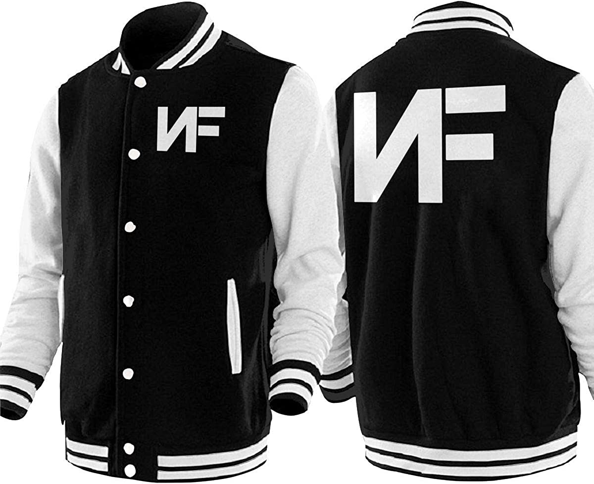 NF Logo Baseball Uniform Spring new work Jacket Unisex Ranking TOP9 Sweater Hoodie Fashion Co