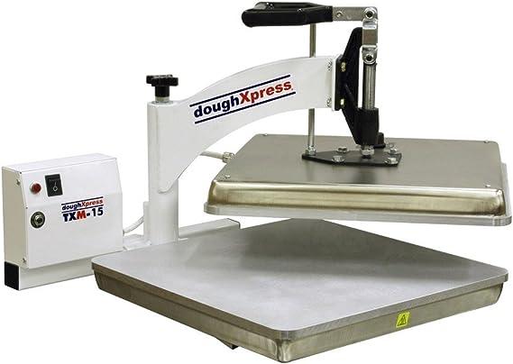 DoughXpress TXM-15 Manual Tortilla Dough Press with 15