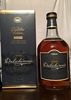 """Dalwhinnie 1984 The Distiller""""s Edition Double Matured Limited Edition mit Fall 1L"""