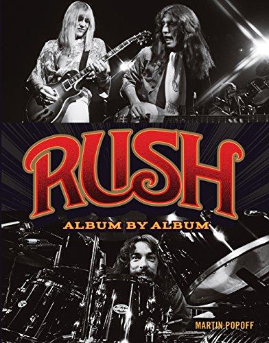 Price comparison product image Rush: Album by Album