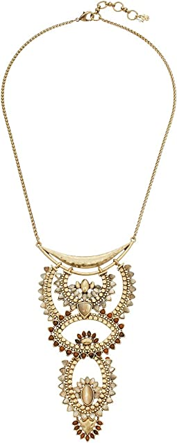 Lucky Brand - Beaded Statement Necklace