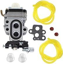 AISEN Carburetor for WYA-121-1 Red Max BCZ2650S BCZ2660TS Carb Gasket Fuel Line Primer Bulb