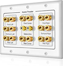 Best dolby atmos wall plate Reviews