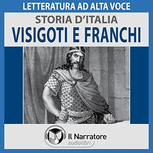 Visigoti e Franchi audiobook cover art