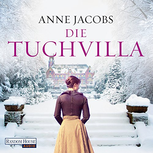 Die Tuchvilla audiobook cover art