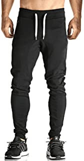 men's fleece training pants