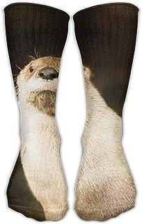 靴下 抗菌防臭 ソックス レディースメンズクラシックソックスオッタースポーツストッキング30 cmロング靴下1サイズ
