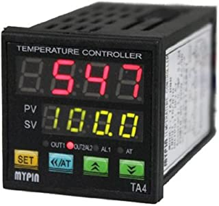 IMAGE Dual Display Manual/Auto-Tuning PID Temperature Controller TA4-RNR