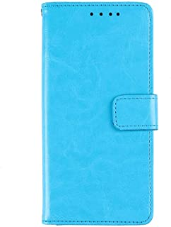 Phone Case for Wiko Lenny 3,Smooth Leather Flip Wallet Case with Card Slot,Stand Holder and Magnetic Closure,Wiko Lenny 3 Leather Case Cover