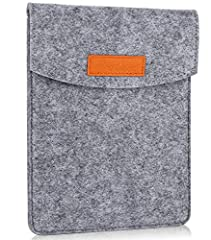 ProCase 6-Zoll-Hülsen-Koffer-Tasche, Tragbarer Filz Tragebeutel