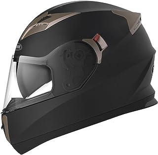 Casco Moto Integral ECE Homologado - YEMA YM-829 Casco de
