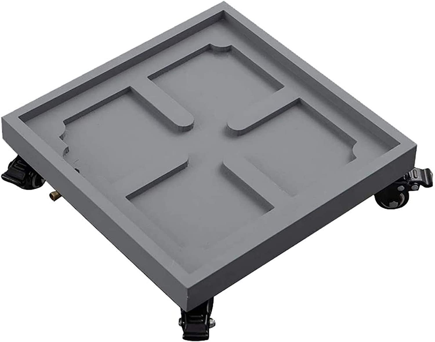ZJDU Pallet Caddy with Plant Cheap mail order New product! New type sales Du Square Wheels