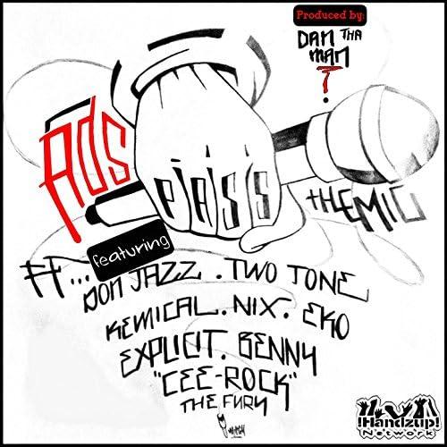 "Ads feat. Don Jazz, Two Tone, Kemical, Nix, Eko, Explicit, Benny & Cee-Rock ""The Fury"""
