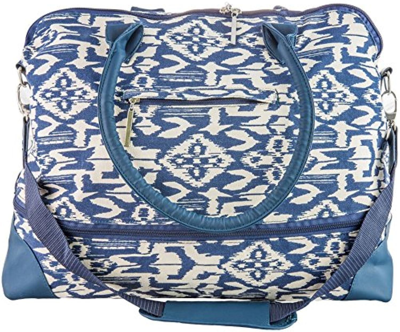 e2207c9cbda6 The j Bag Travel Ikat fit by Maureen kalvadac17863-Sporting goods