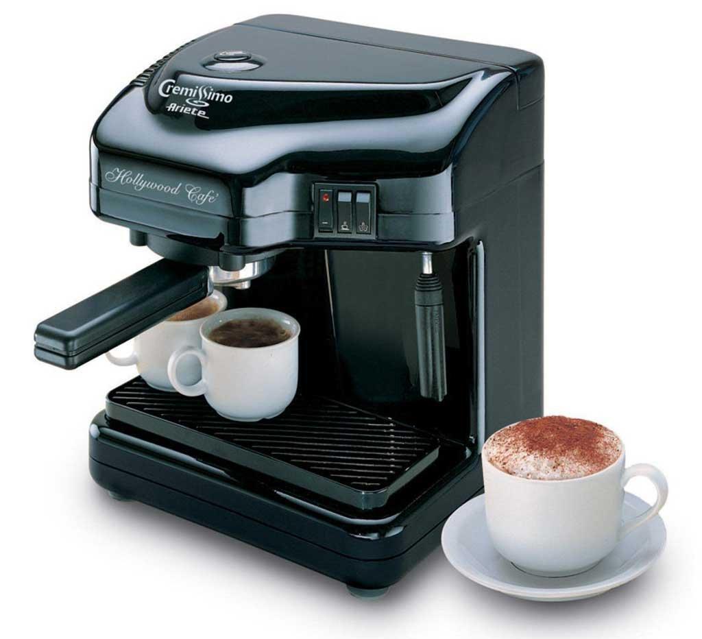 Ariete 1325/41 - Cafetera de espresso, 850 W, 15 bares, capacidad de 0.8 litros, sistema Thermocream: Amazon.es: Hogar