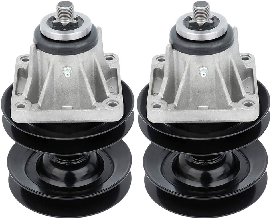 ECCPP Spindle Assembly unisex Pack of 2 Max 57% OFF for MTD Replaces 618-05