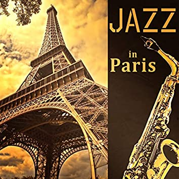 Jazz in Paris: Emotional Music Café for French Evening, Chill After Dark, Best Piano Jazz Music