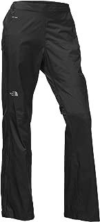 The North Face Women's Venture 2 1/2 Zip Pants, TNF Black - Small Regular