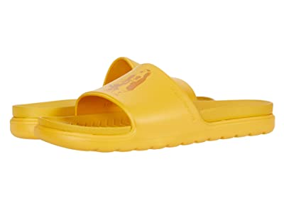 Hush Puppies Bouncers Slide (Golden Rod) Shoes