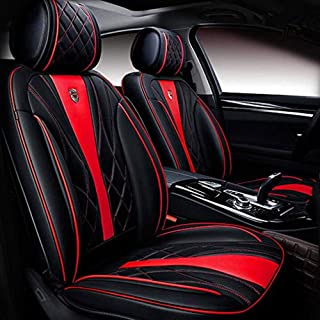 Manhattan Beige Masque 63015 Luxurious Leather Seat Cover
