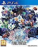 World Of Final Fantasy [Importación Italiana]
