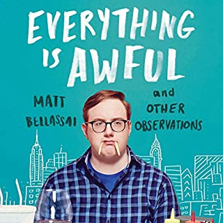 Everything Is Awful cover art