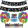 Among Us 誕生日 風船 バルーン 飾り付けセット 宇宙人狼 風船 HAPPYBIRTHDAY バースデー飾り パーティー装飾 デコレーション ゲームバルーン