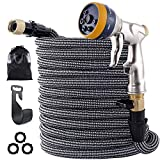 Best Expanding Garden Hoses - FANHAO Expandable Garden Hose with 100% Heavy Duty Review