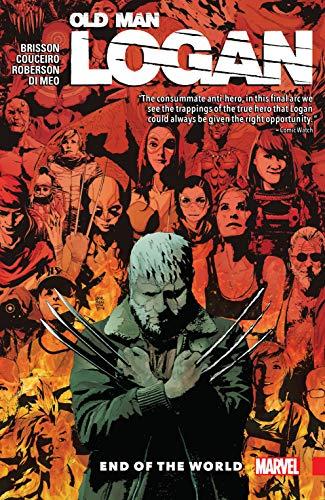 Wolverine: Old Man Logan Vol. 10: End Of The World (Old Man Logan (2016-2018)) (English Edition)