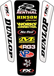 Factory Effex (07-32020 Rear Fender Graphic
