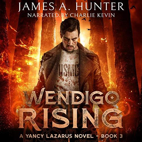 Wendigo Rising Titelbild