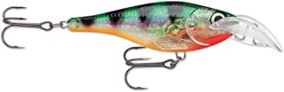 Rapala SCRGS07GP Scatter Rap Glass Shad Glass Perch, 07