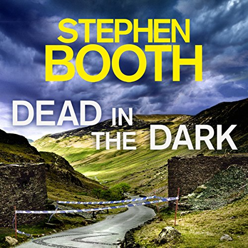 Dead in the Dark audiobook cover art