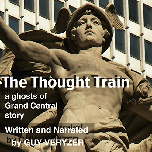 The Thought Train audiobook cover art