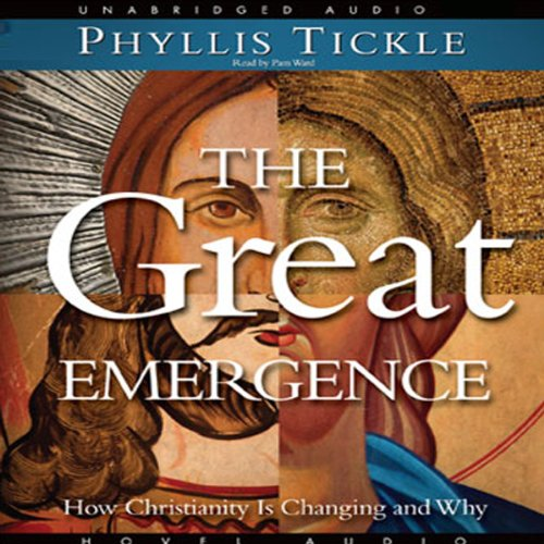Great Emergence audiobook cover art