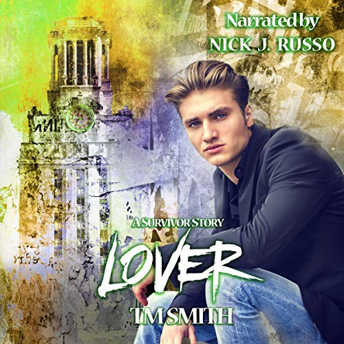 Lover audiobook cover art