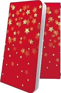 X02HT ケース 手帳型 流れ星 星 星柄 星空 宇宙 夜空 星型 エックスエイチティー 手帳型ケース おしゃれ x01 ht かっこいい