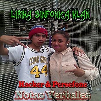 Notas Verbales (Lirika Sinfonica Klan)