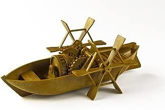 Academy Da Vinci Paddle Boat