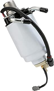 Fuel Filter with Head Assembly and Sensor - Compatible with Chevy and GMC Trucks - 6.6L Silverado 2500 HD, Classic, Sierra, HD, 3500 Classic with Duramax - Replaces 12642623, 12639448, TP3018, 904-517