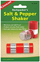 Coghlan's Backpackers Salt and Pepper Shakers