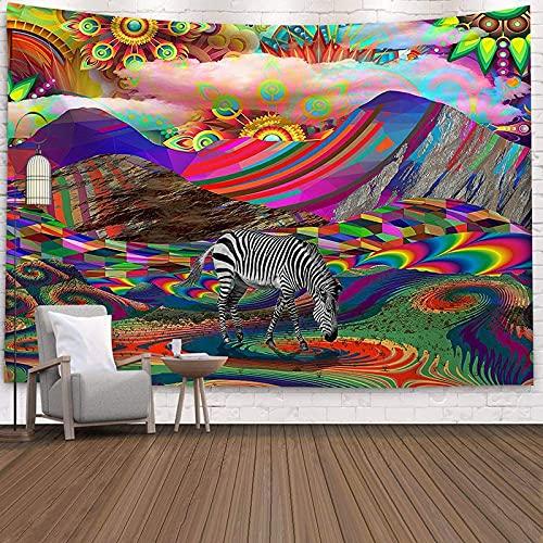 Tapiz grande de mandala indio, manta de playa montada en la pared, manta bohemia para dormir, manta de tapiz A9, 180x200cm