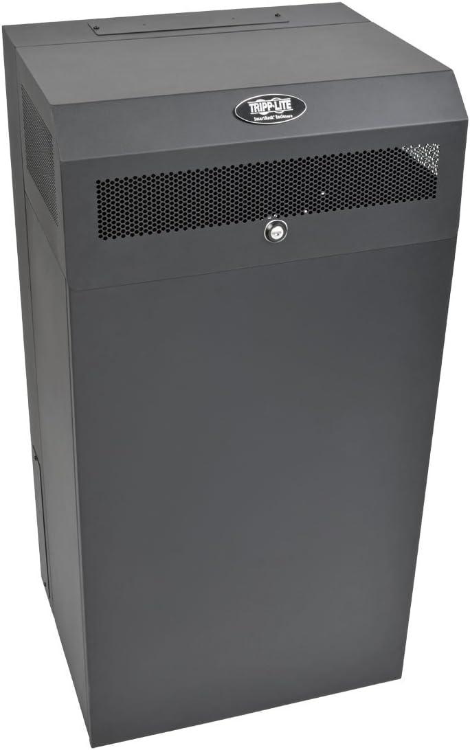 Tripp Lite Wall Mount 12U Low Profile Vertical Rack Enclosure Server Cabinet Wallmount (SRWF12U38)