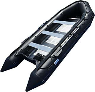 BRIS 15.4 ft Inflatable Boat Inflatable Rescue & Dive Inflatable Raft Power Boat