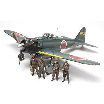 タミヤ 1/48 傑作機シリーズ No.103 日本海軍 三菱 零式艦上戦闘機 52型/52型甲 プラモデル 61103
