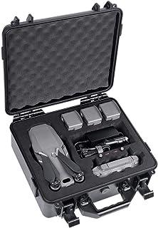 Smatree Hard Carrying Case Compatible for DJI Mavic 2 Pro/Mavic 2 Zoom Fly More Combo(Upgrade Edition) - NOT for Mavic Air 2