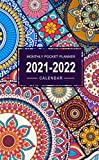2021-2022 Monthly Pocket Planner: JANUARY 2021 - DECEMBER 2022 | 2 Year Appointment Calendar for Purse | 24 Months Agenda Schedule Organizer Notebook ... Mandala Design (Personalized Pocket Planner)